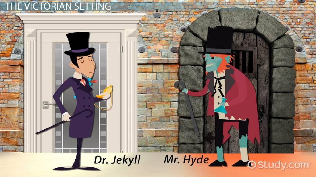 dr  jekyll  u0026 mr  hyde setting  description  analysis