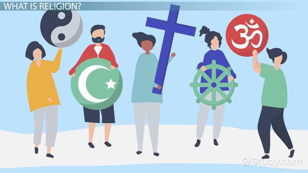 Religion Lesson For Kids Definition Facts Video Lesson Transcript Study Com