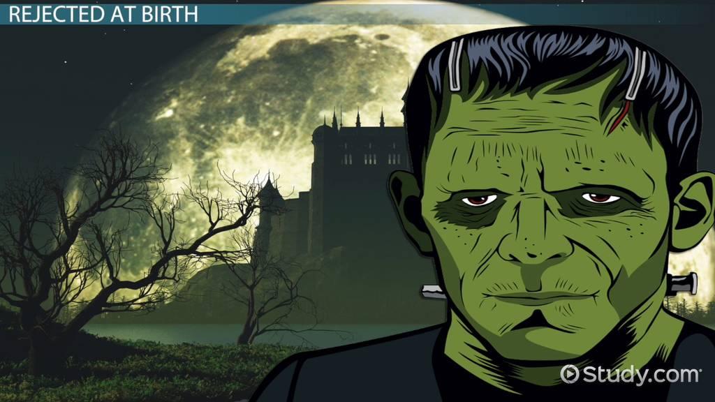 Frankenstein Creature Quotes Video Lesson Transcript Study
