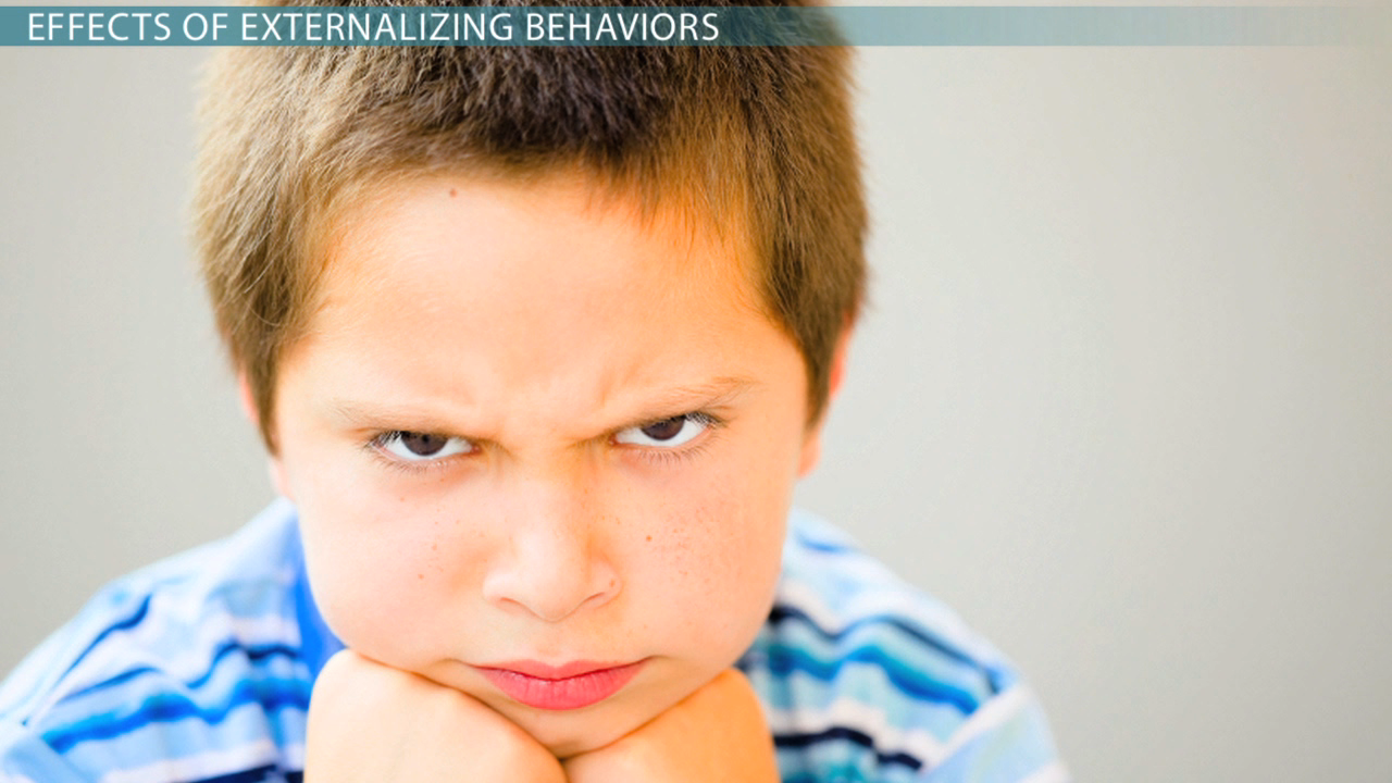 externalizing behaviors  examples  u0026 definition