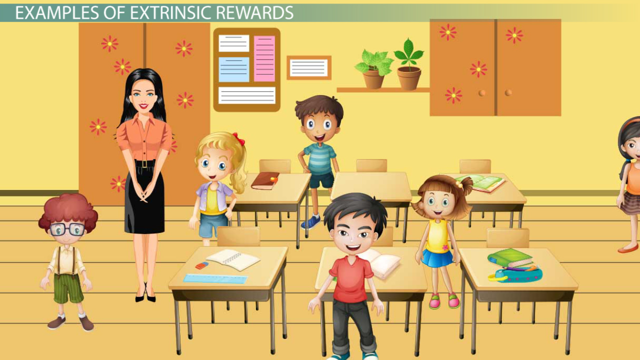 Definition Of Classroom Design ~ Extrinsic rewards for students definition examples