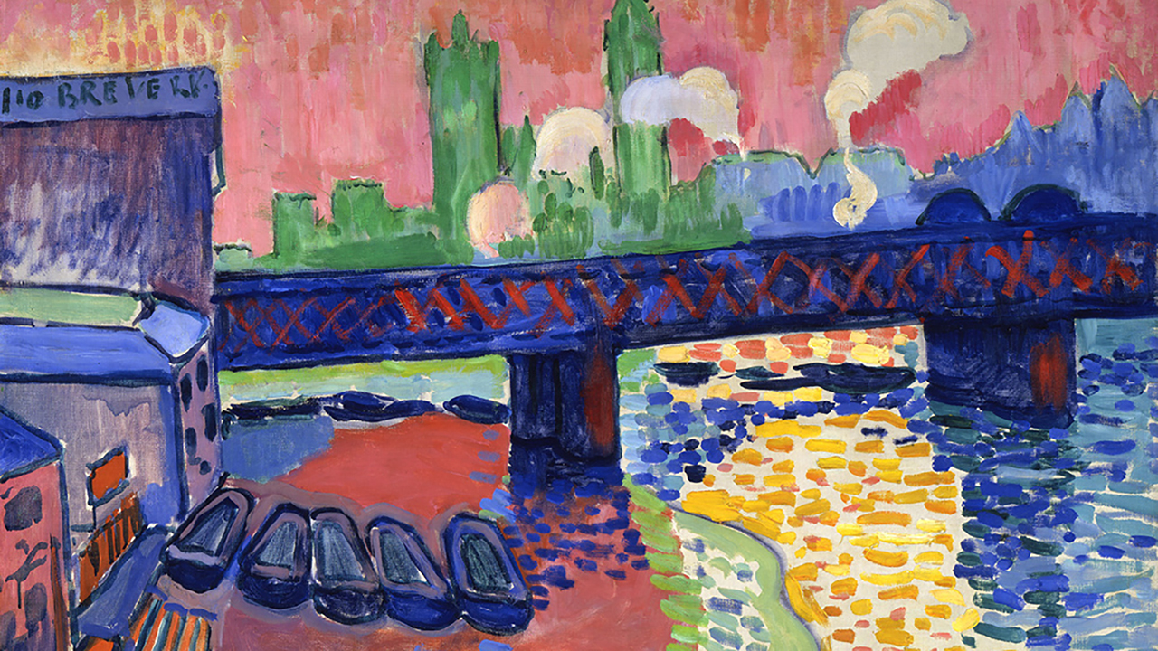 Fauvism Definition Art Characteristics Video Lesson - Painting definition