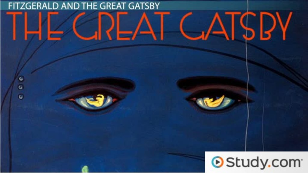 The Great Gatsby Summary Themes Symbols And Character Video