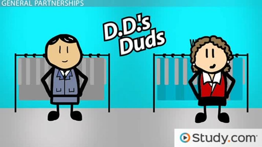 General Partnership Definition Advantages Examples Video