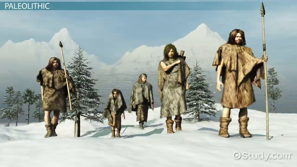 Prehistory: Definition and Timeline - Video & Lesson ...