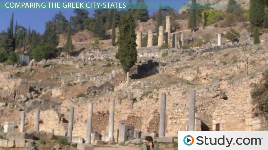 greek citystates and governments video amp lesson