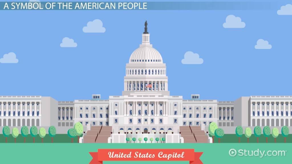 The U S Capitol Building Lesson For Kids Facts History Video Lesson Transcript Study Com