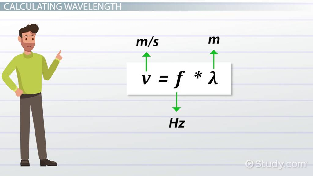 How to Calculate Wavelength