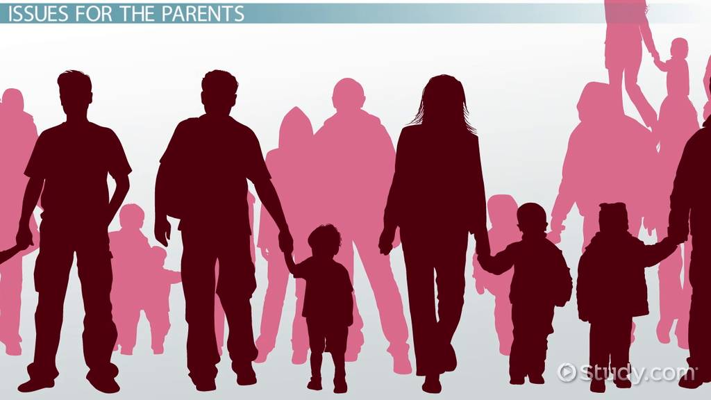 effects on children in single parent