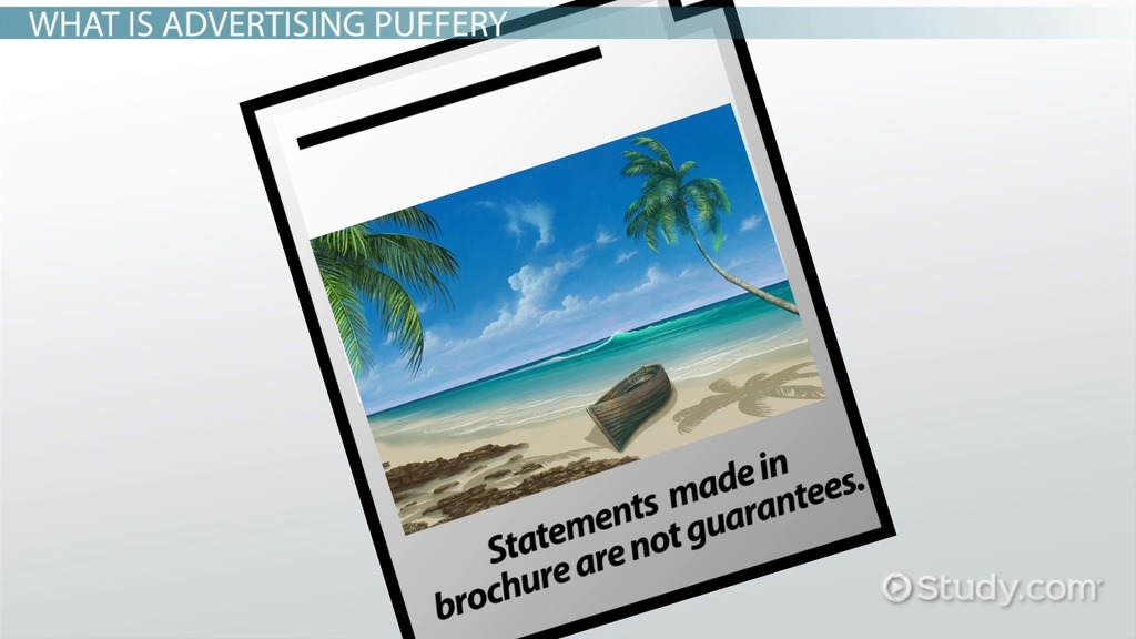 puffery in advertising  definition  u0026 examples