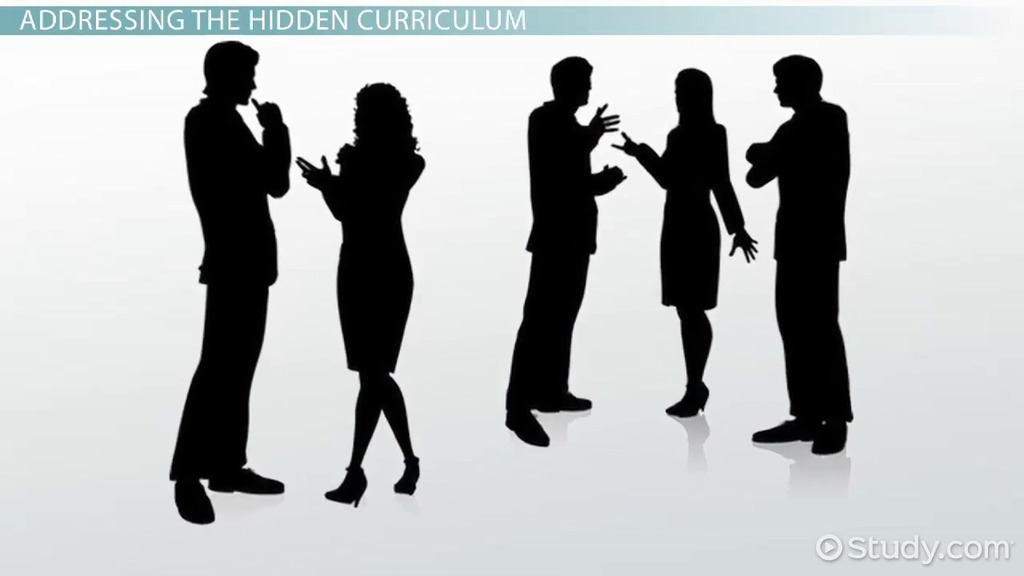 Hidden Curriculum in Education: Definition & Examples - Video