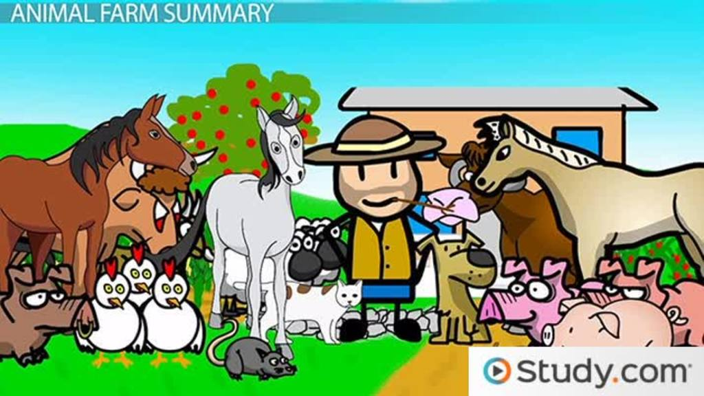an analysis of the characters in the animal farm Animal farm major characters mr jones: the farmerin previous years, while he worked the animals hard, he used to be a capable farmer recently, though, he lost money in a lawsuit, became depressed, and started drinking heavily.