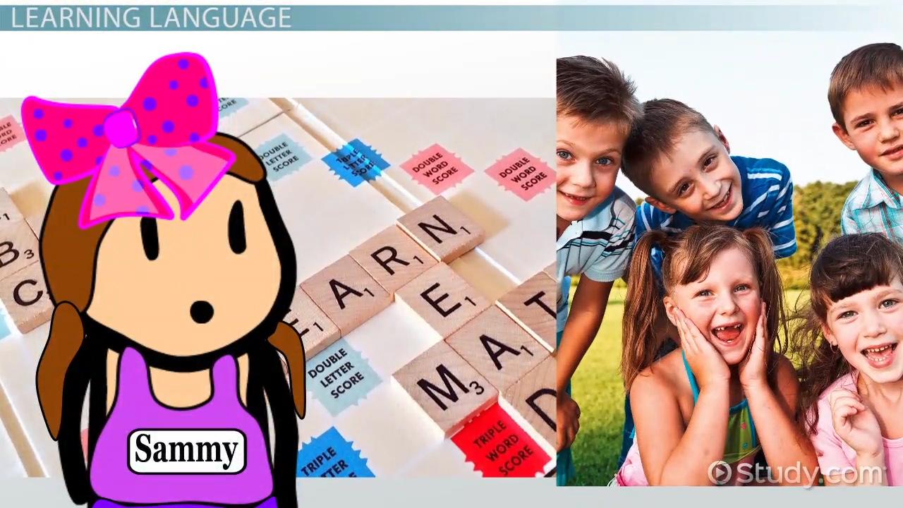 essays on language development in children