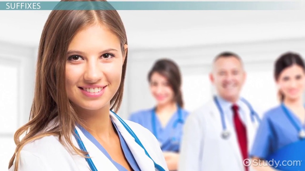 Health 103 Medical Terminology Course Online Video Lessons