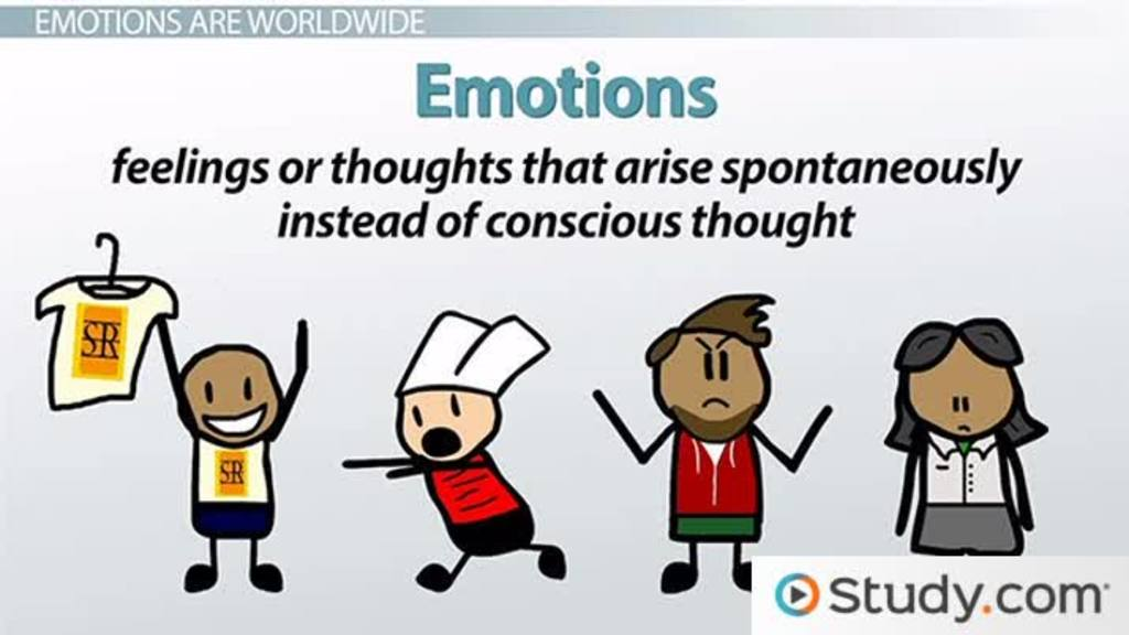 The Nuances Of Emotion And Language >> How Emotions Differ Across Cultures Video Lesson Transcript