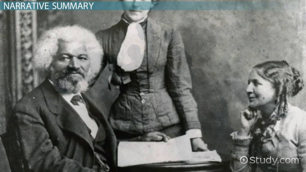 frederick douglass poem analysis