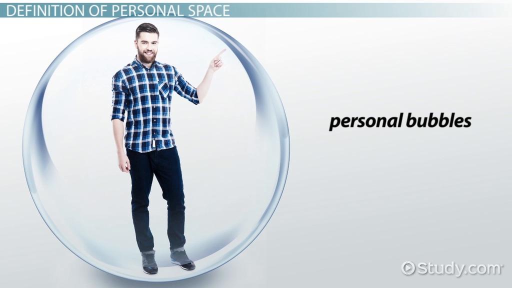 violating personal space