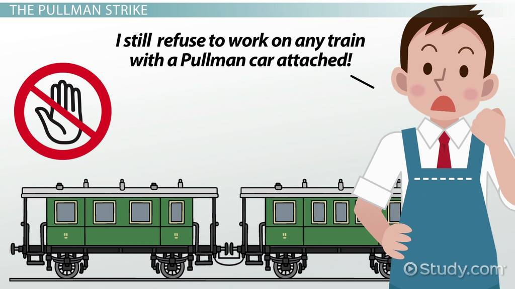 pullman strike  definition  summary  u0026 significance