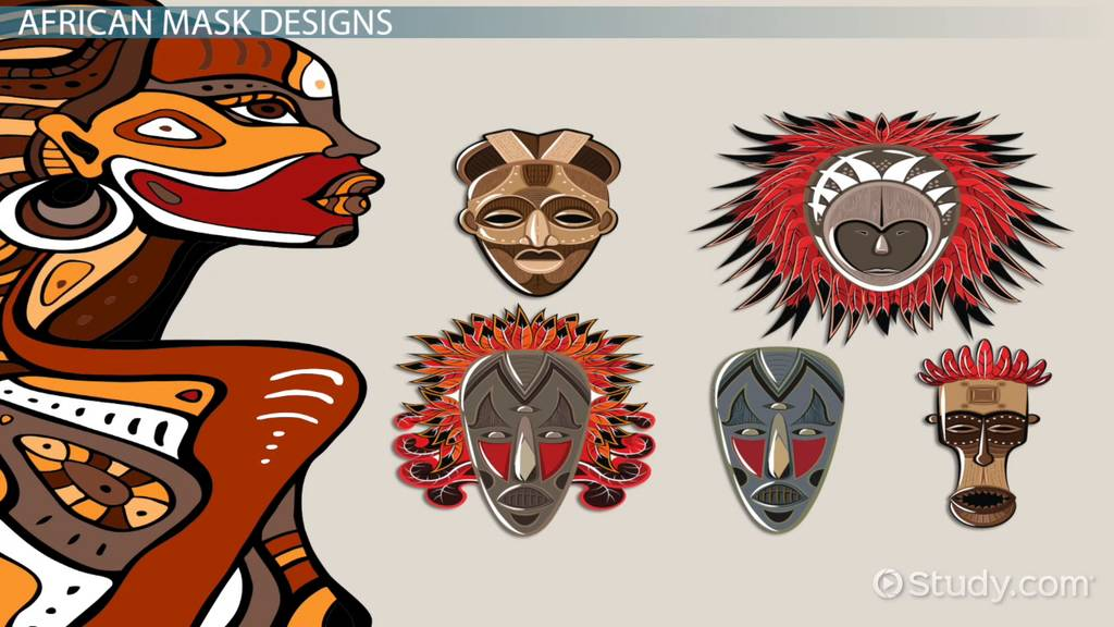 african masks  meaning  u0026 designs video with lesson transcript