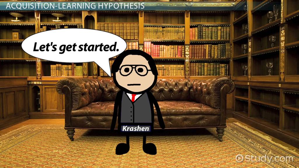 Stephen Krashen: Theories, Biography & Quotes - Video