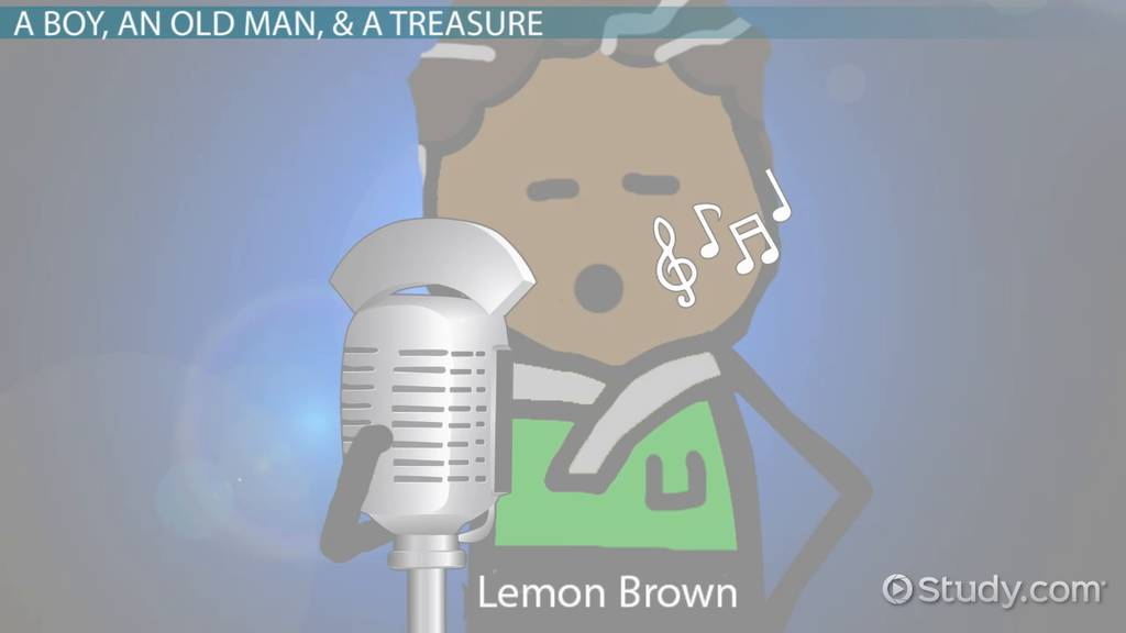 The Treasure Of Lemon Brown Summary Theme Video