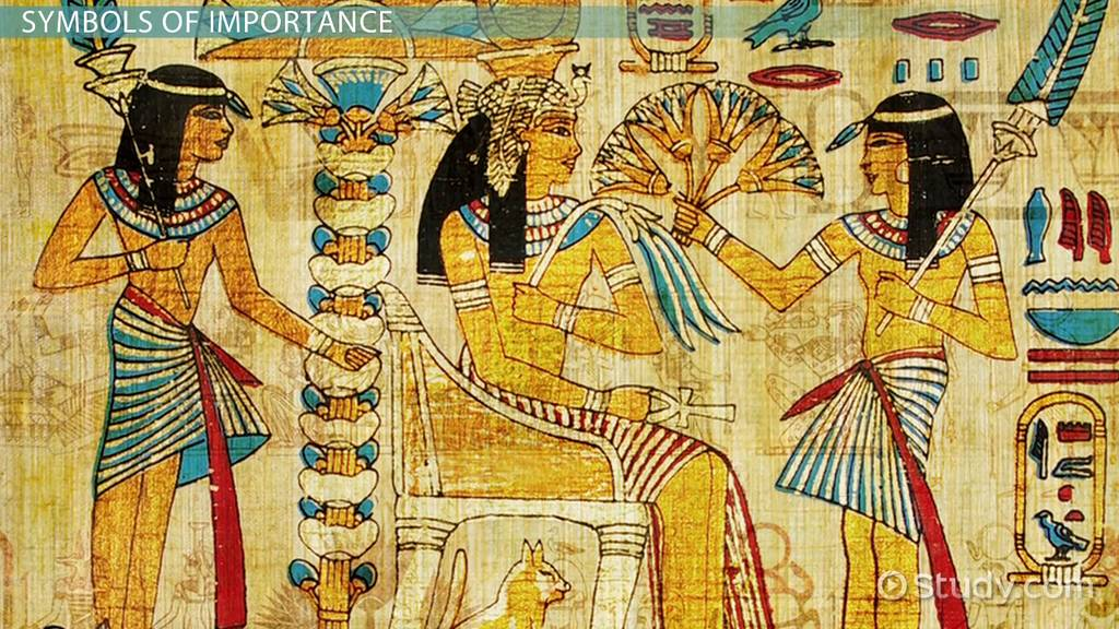 Egyptian Headdress History Meaning Facts Video Lesson