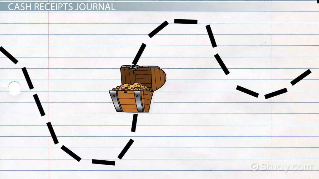 Cash Receipts Journal Definition Examples Video Lesson - Invoice journal meaning