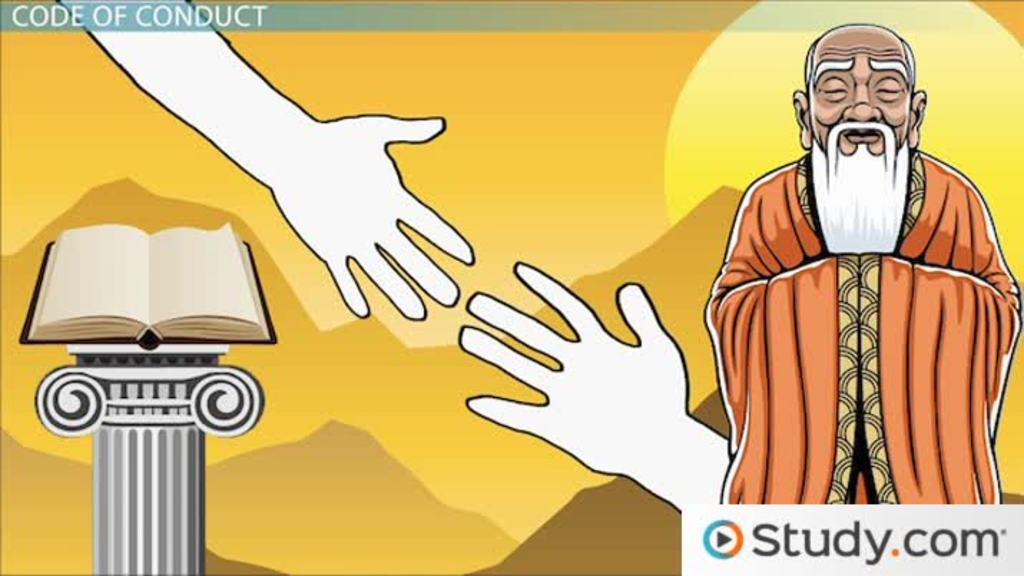 The Founding Of Confucianism Overview Influence Video Lesson