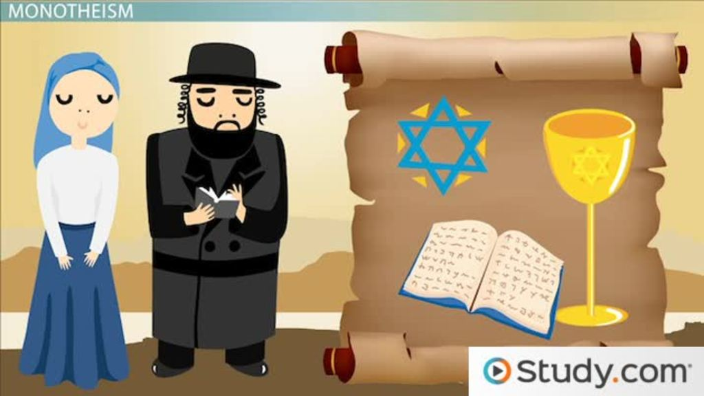 Jewish Holidays And Rituals Examples History Video Lesson
