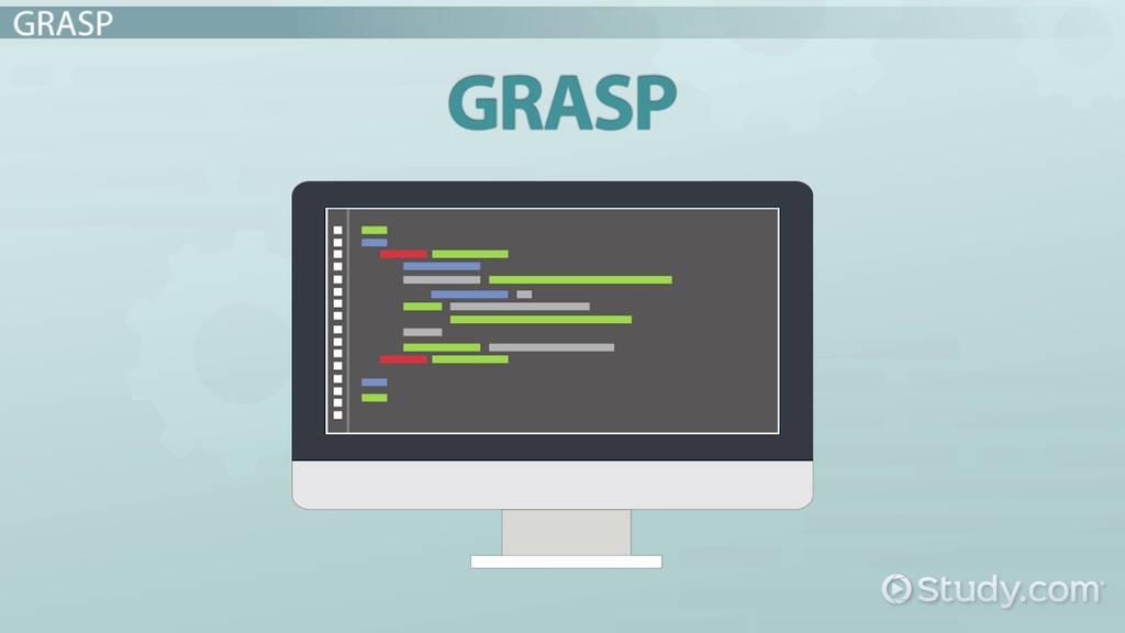 Grasp Design Patterns In Object Oriented Design Video Lesson Transcript Study Com