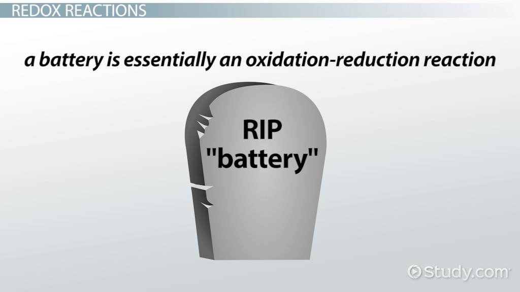 What Is Oxidation Definition Process Examples Video Lesson