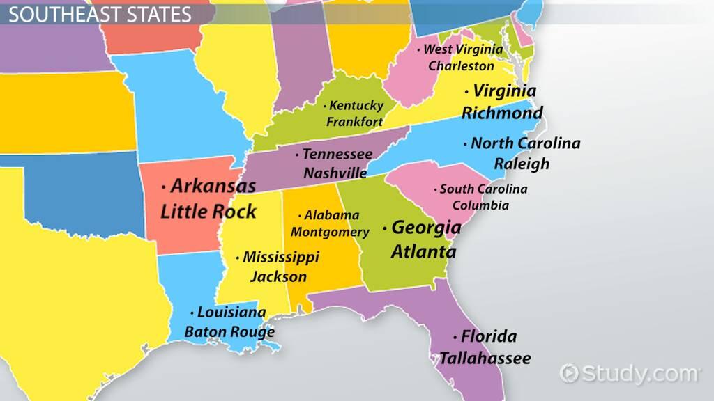 Picture of: U S State Capitals Lesson For Kids Video Lesson Transcript Study Com