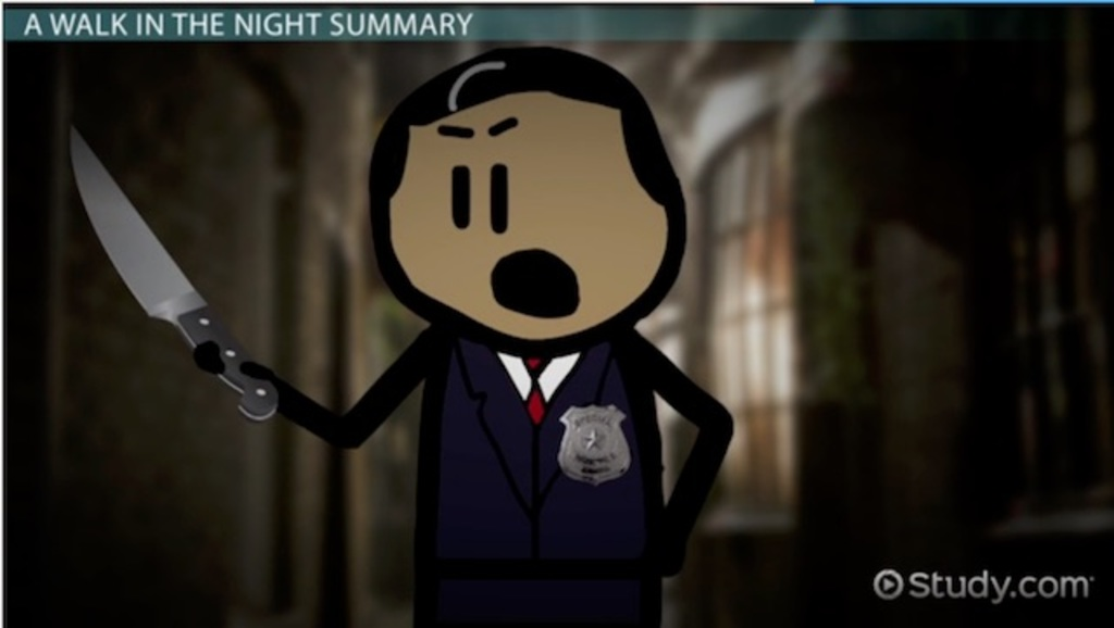 La Gumas A Walk In The Night And Other Stories Summary Video