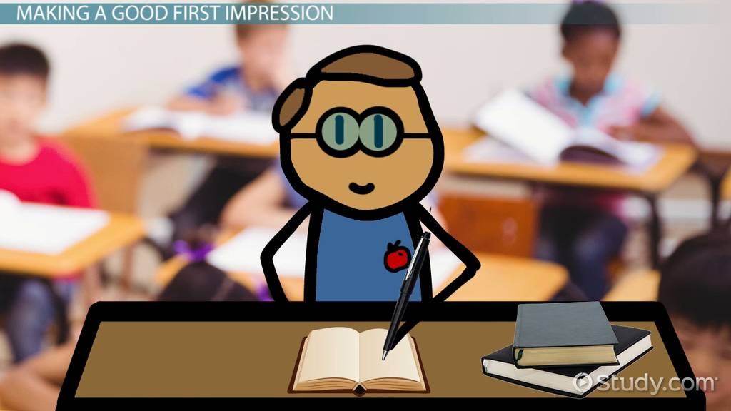 meet the teacher letter template video lesson transcript studycom