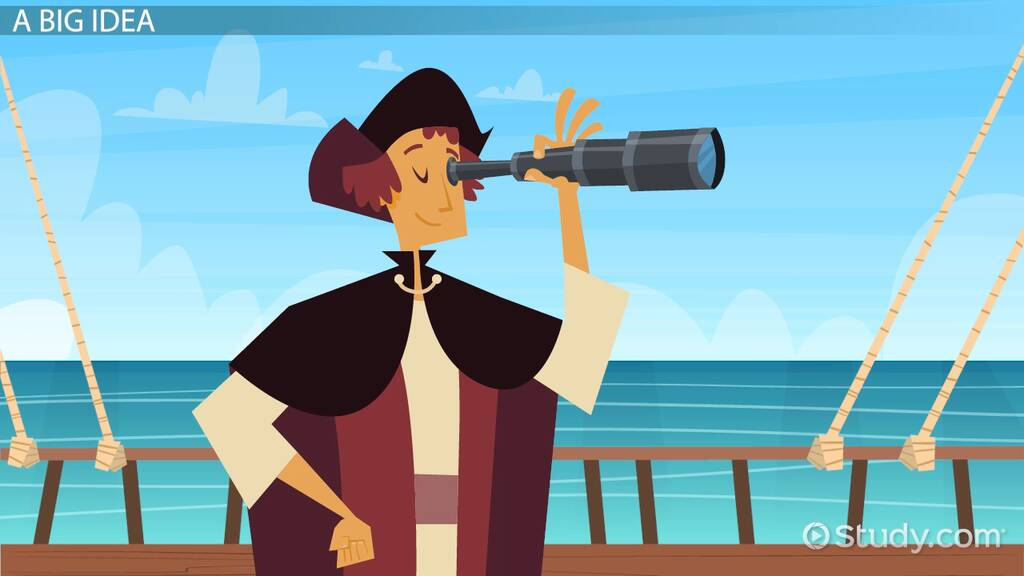 Christopher Columbus Lesson for Kids: Ships & Voyages - Video & Lesson  Transcript | Study.com