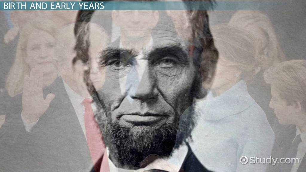 Abraham lincoln childhood education video lesson transcript abraham lincoln childhood education video lesson transcript study fandeluxe Image collections
