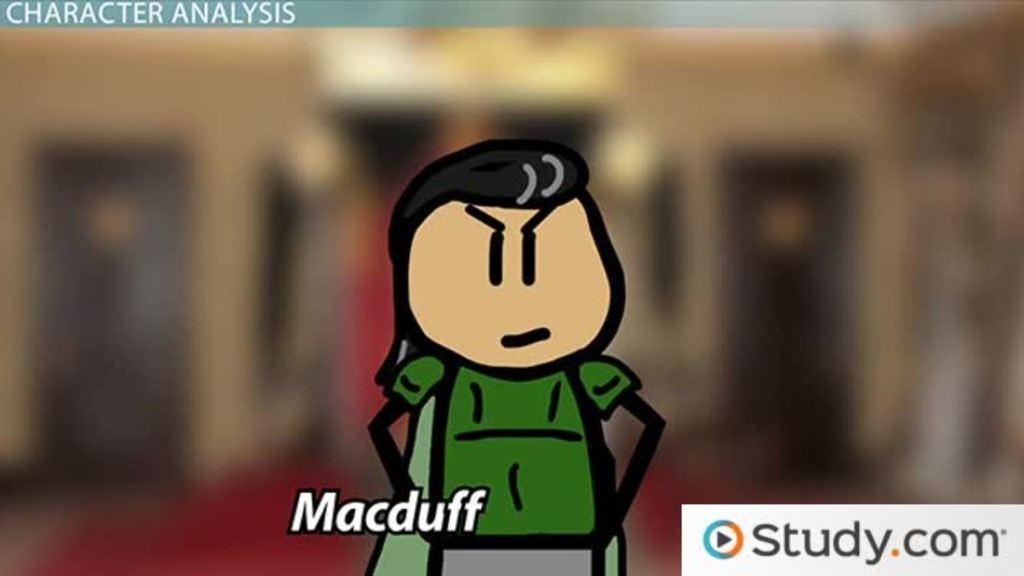 character traits of macbeth essay