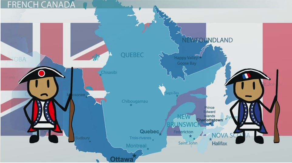 Mapping the Physical & Human Characteristics of Canada ...