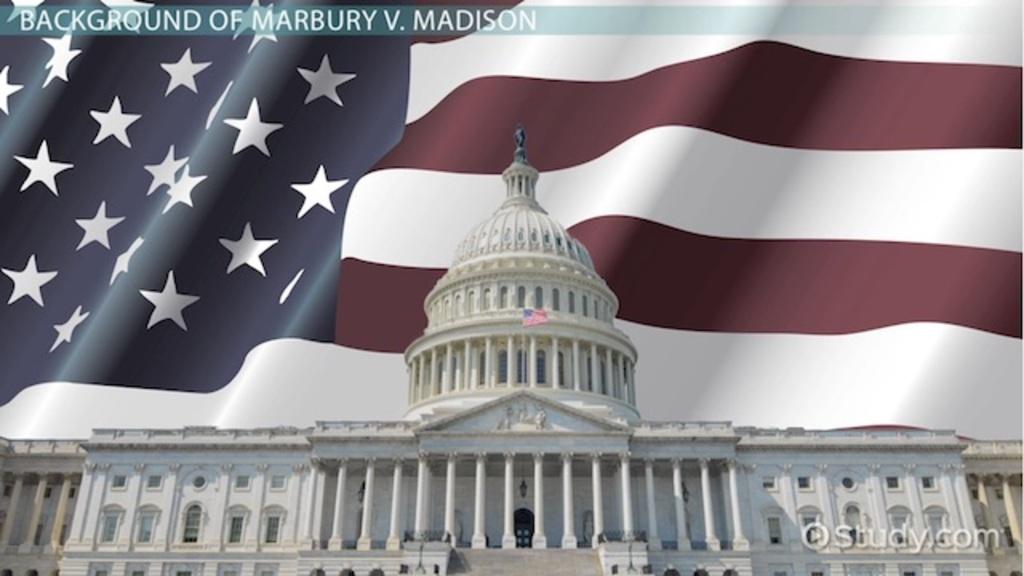 Nursing School Online >> Marbury v. Madison: Definition, Summary & Significance ...