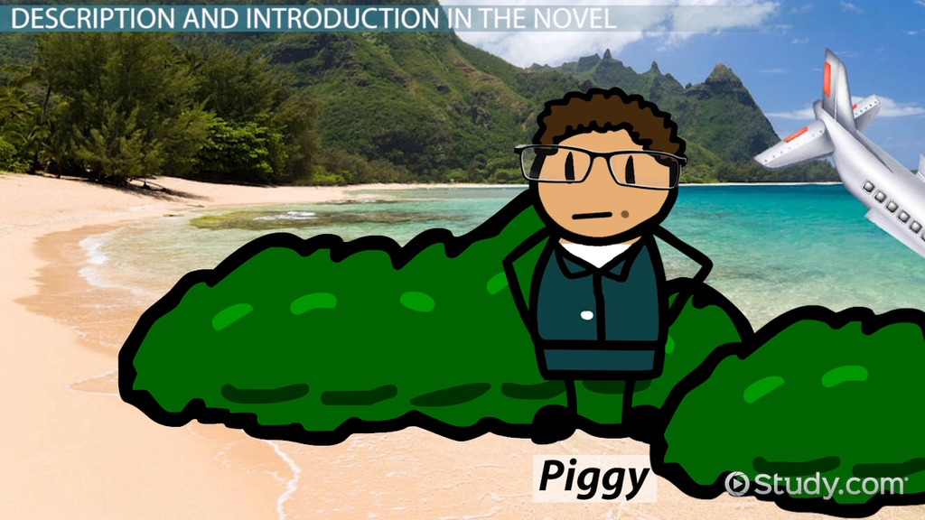 piggy character analysis lord of the flies Get free homework help on william golding's lord of the flies: book summary, chapter summary and analysis, quotes, essays, and character analysis courtesy of cliffsnotes in lord of the flies , british schoolboys are stranded on a tropical island in an attempt to recreate the culture they left behind, they elect ralph to lead, with the intellectual piggy as counselor.