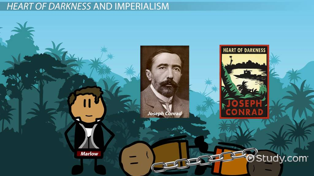 Heart Of Darkness Historical Context Background Video Lesson