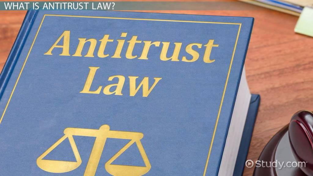 Clayton Antitrust Act of 1914: Definition & Summary Video ...