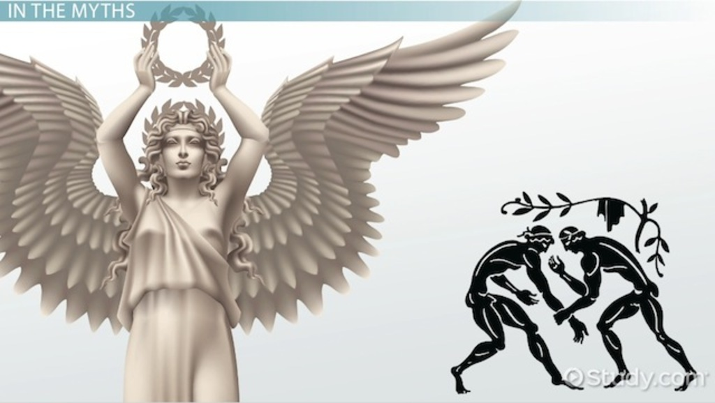 Nike Greek Goddess Facts And Myth Video Lesson Transcript