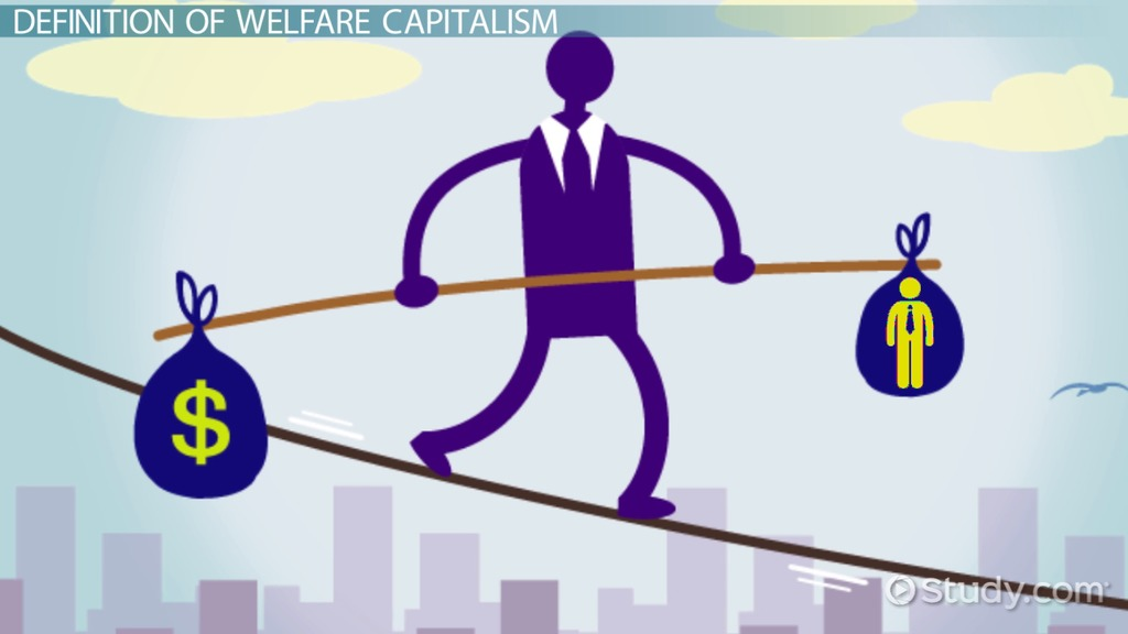 Welfare Capitalism: Definition & History - Video & Lesson ...
