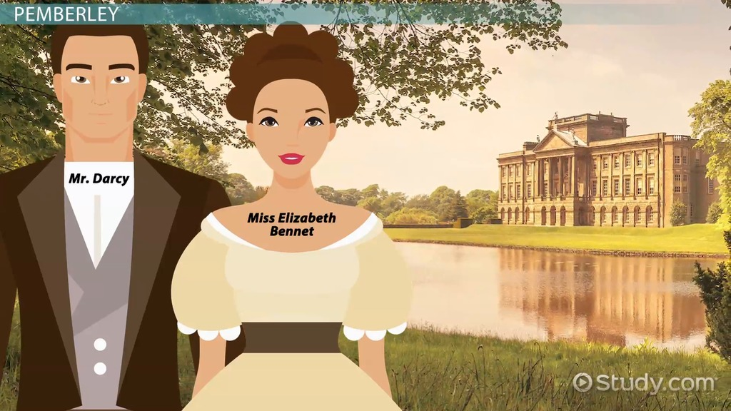 Pride and prejudice setting as symbol video lesson transcript pride and prejudice setting as symbol video lesson transcript study altavistaventures Images