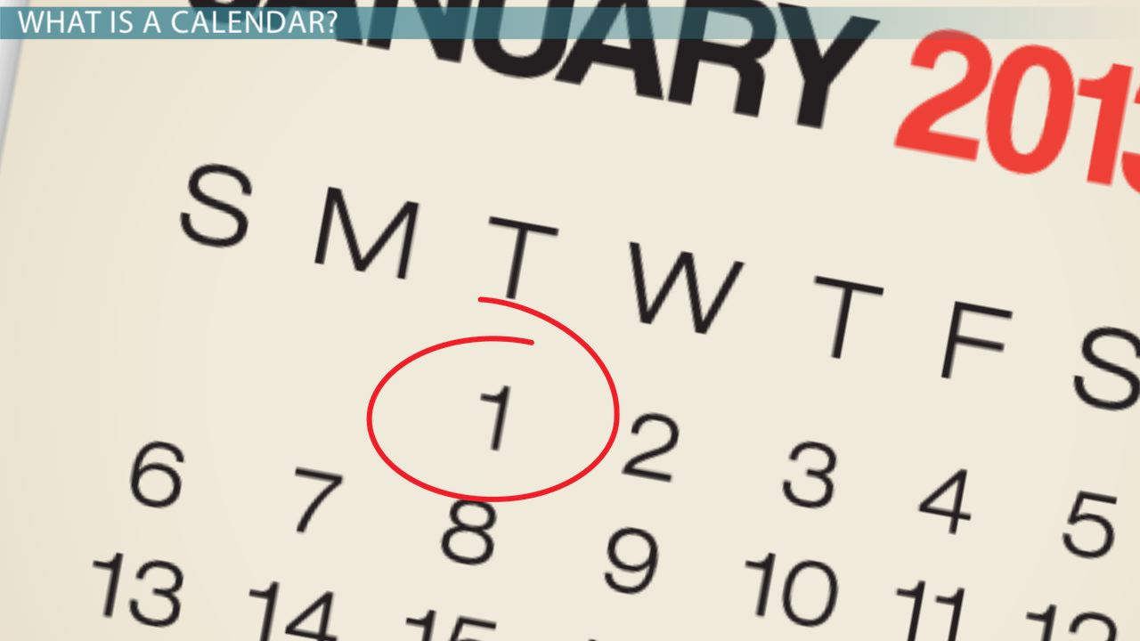 Julian Leap Year Calendar : Origins of the julian & gregorian calendars video & lesson
