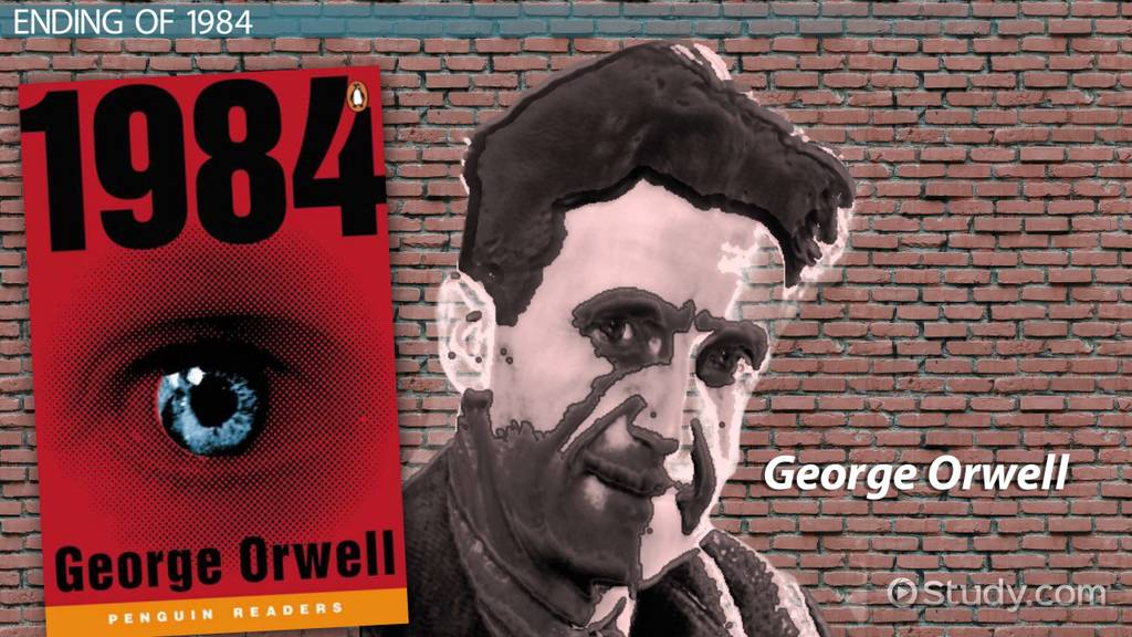 1984 Ending Analysis Video Lesson Transcript Study