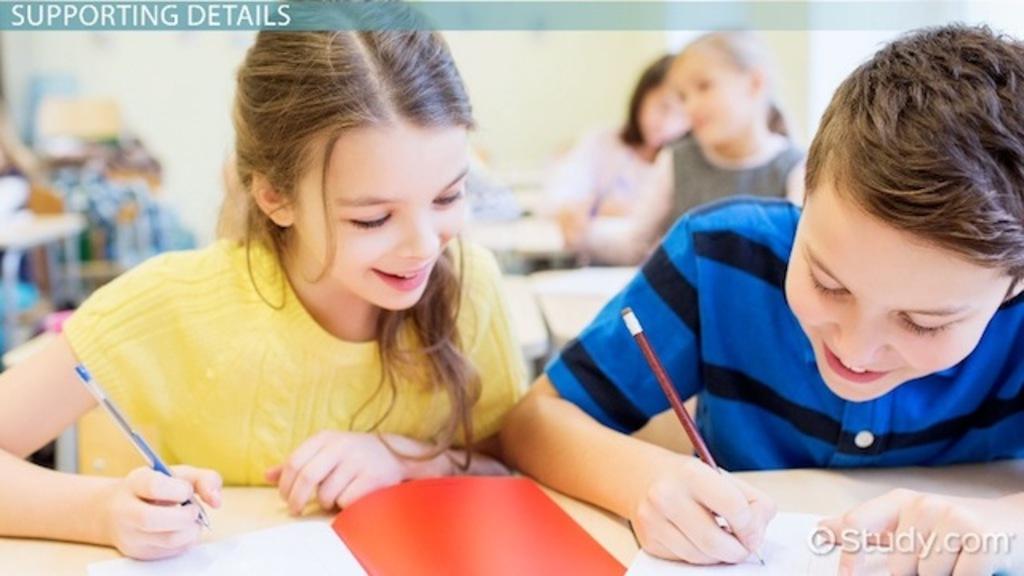 English Essay, Junior English essays