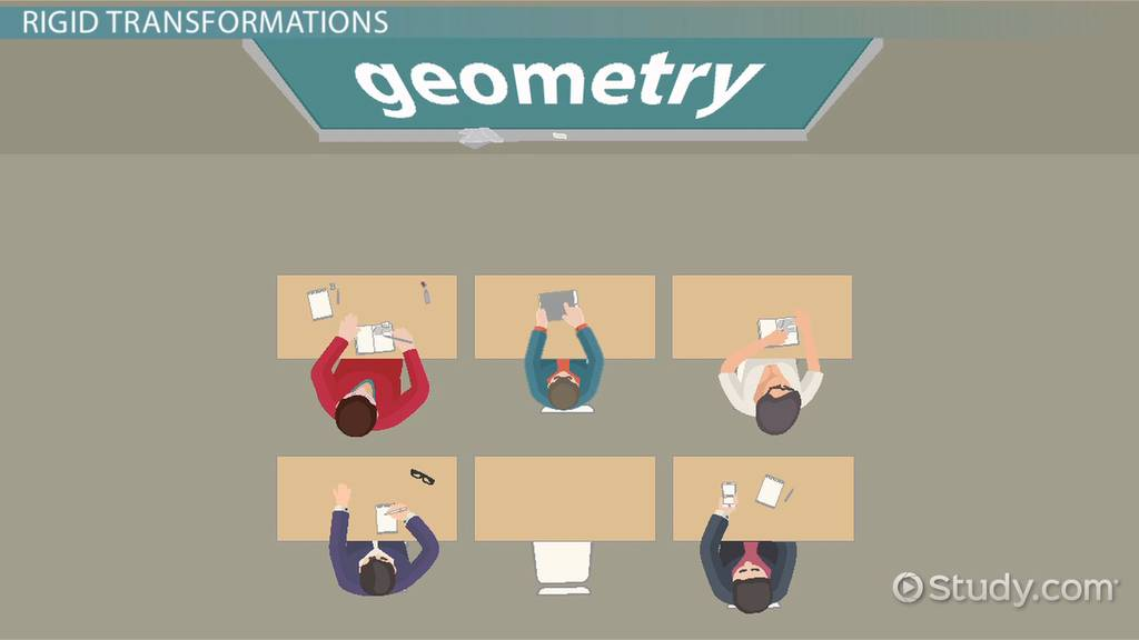Drawing Lines Of Symmetry Worksheet Ks : Reflection rotation & translation video lesson transcript