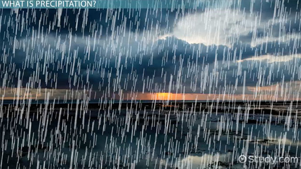 Precipitation Forming Processes - Video & Lesson ...